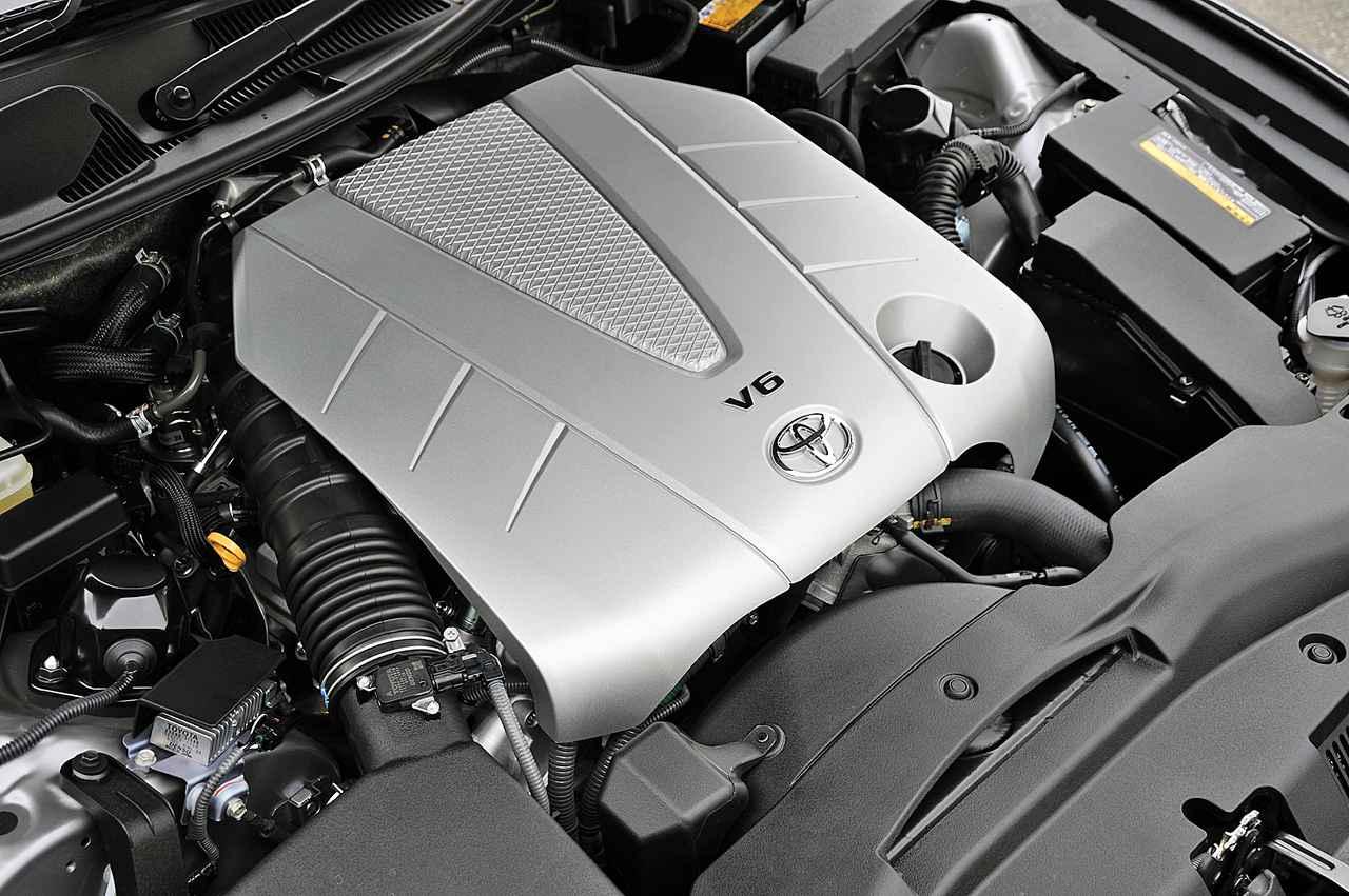 【10年ひと昔の国産車 47】マークXの3.5L仕様はスポーツムードに溢れ、GTカー並みに速かった!