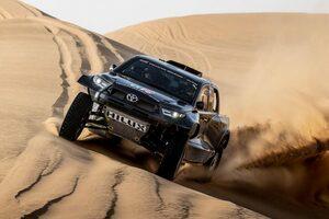 TOYOTA GAZOO Racing、2022年ダカールラリーの新カテゴリーT1+にハイラックス投入