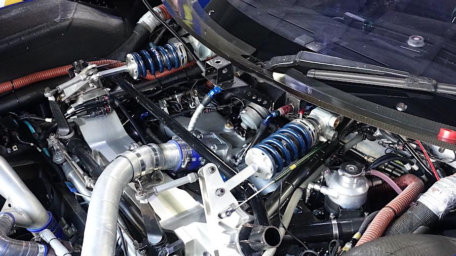 スーパーGT 第8戦 富士スピードウェイ SUBARU BRZ GT300は8位フィニッシュ
