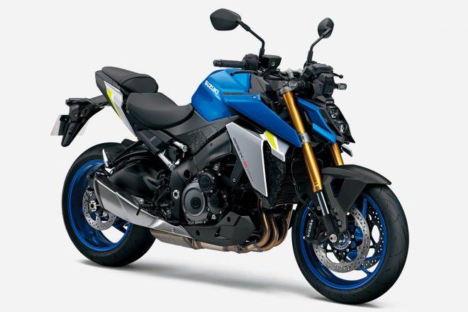 スズキ、ストリートバイクの大型二輪車『新型GSX-S1000』を8月4日から国内で発売