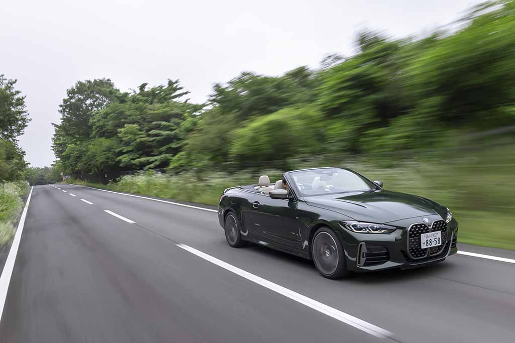 【国内試乗】「BMW 4シリーズカブリオレ」電動ソフトトップへ回帰し歴代モデルで最もスタイリッシュに!