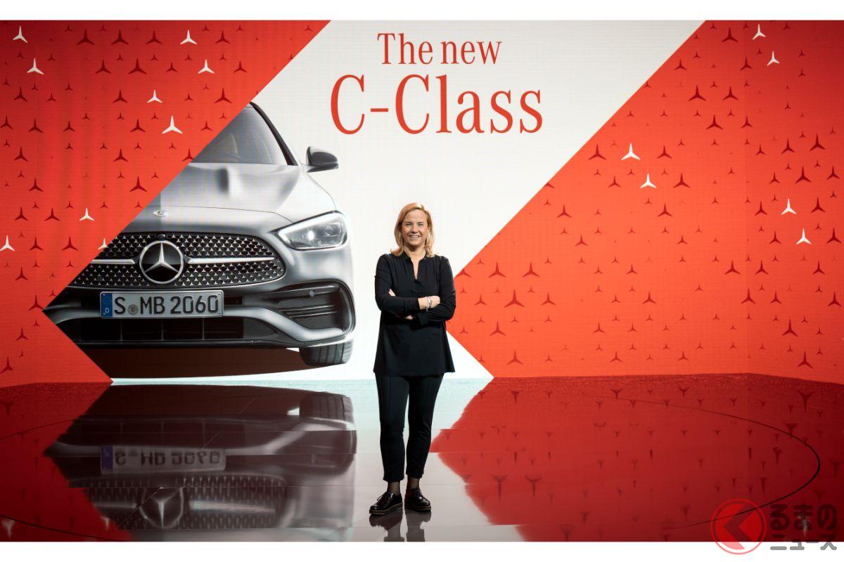 メルセデス・ベンツ新型「Cクラス」 6月29日に日本上陸! 5代目はどう変わった?