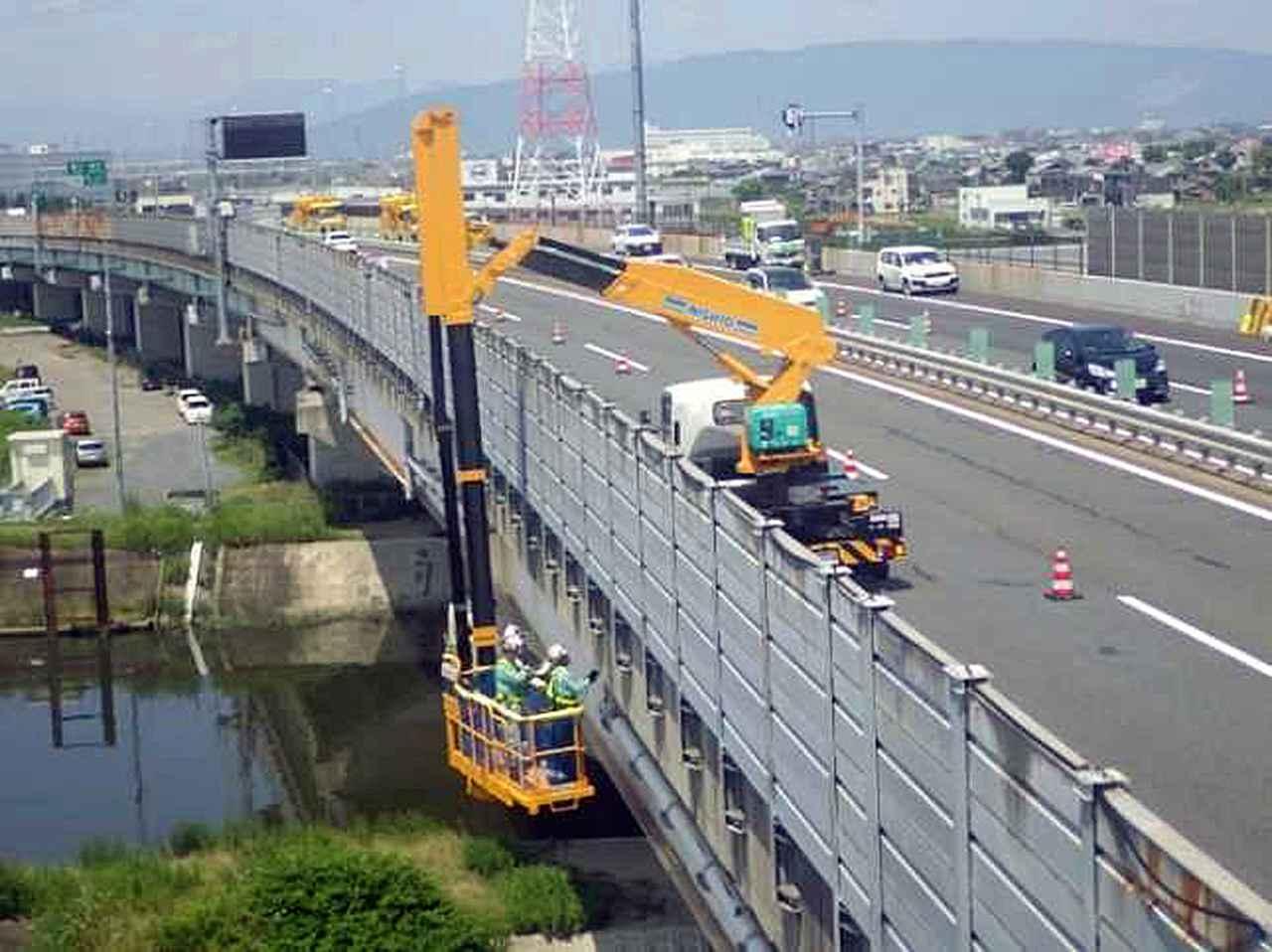 【高速道路情報】東名阪道で2021年5月24日~6月12日に集中工事。車線規制や夜間IC閉鎖も