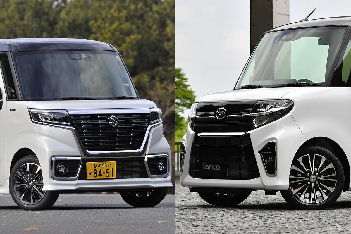 2020年度「軽自動車」販売戦争! 乗用車台数で「スズキ」が「ダイハツ」に勝てた要因「パワーユニット」の差とは