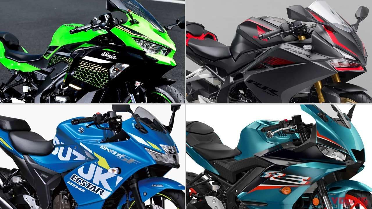2021新車バイクラインナップ〈126~250cc軽二輪クラス 日本車最新潮流解説〉