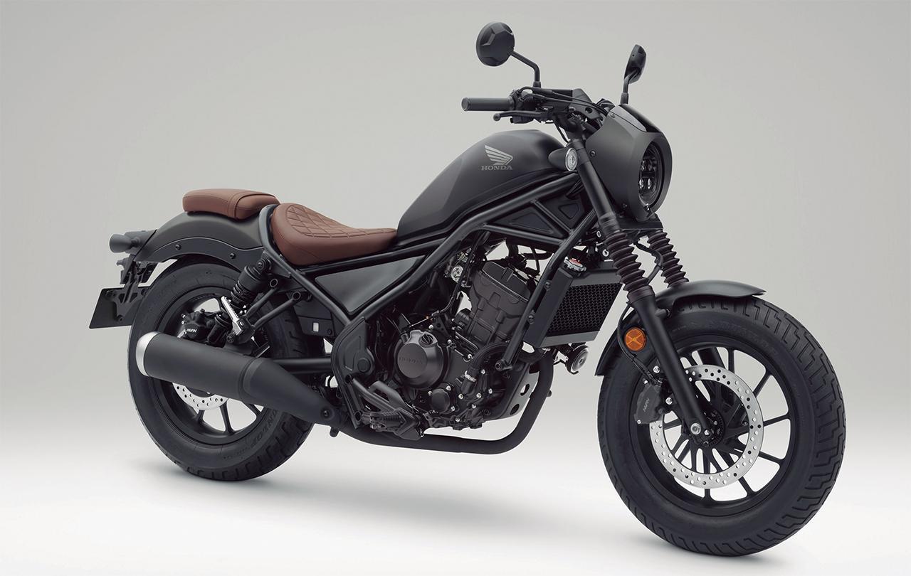 ホンダ「レブル 250 Sエディション」【1分で読める 2021年に新車で購入可能な250ccバイク紹介】