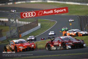 レースに勝つも勝負どころで苦しんだホンダ陣営。エンジン燃費効率は大きな武器に【第2戦富士GT500決勝】