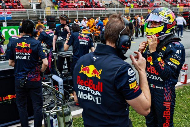 ペレス、抜けないバルセロナで8番手から5位「マクラーレンはとてつもなく速くて苦労した」レッドブル・ホンダ/F1第4戦