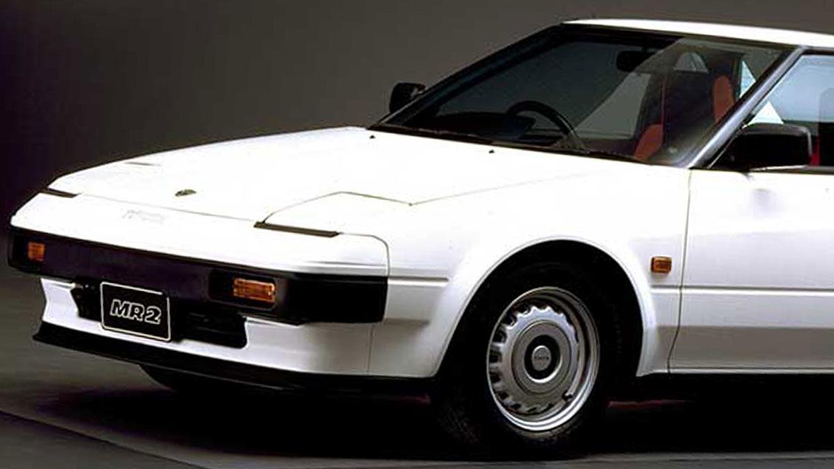 伝説の名車 いまも絶大な人気を誇る初代MR2の魅力と功績