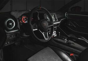 イタルデザインによる「日産 GT-R 50」にアルカンターラのインテリア登場