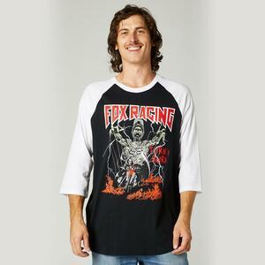 FOXの21SPモデルに「それどこで買ったの?」って聞きたくなるTシャツ登場(他にもあるよ)