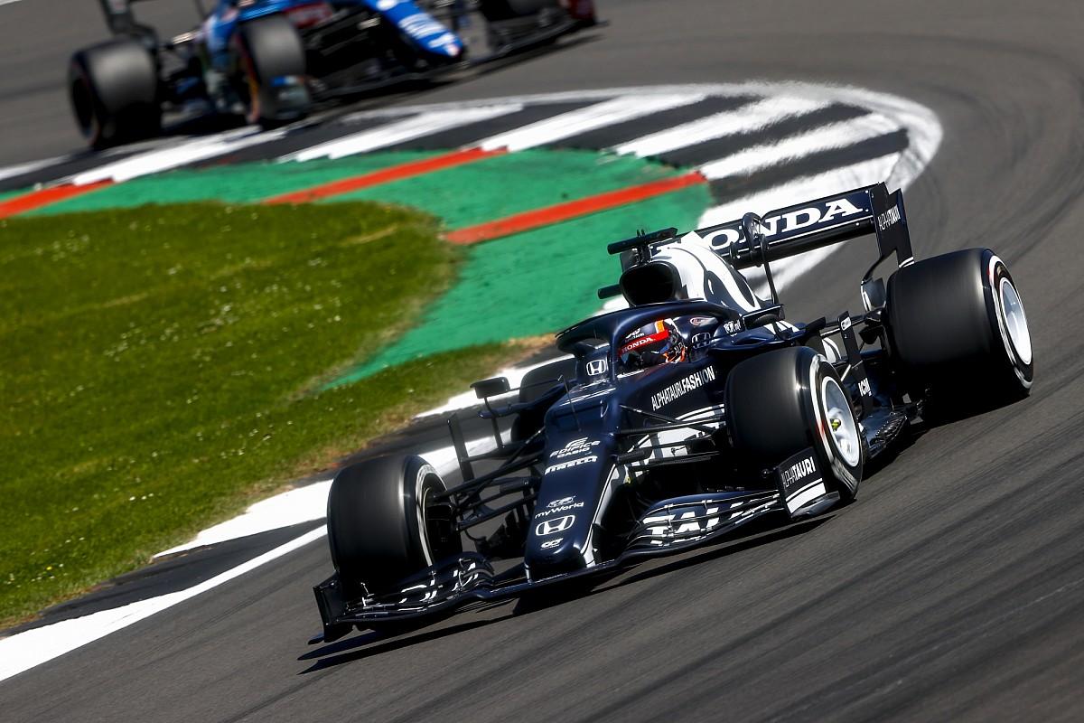 角田裕毅、スプリント予選16番手で「パフォーマンスにはがっかり」 F1イギリスGP