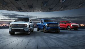 フォード、EVピックアップトラック「F-150ライトニング」を2022年春に投入 EV開発・生産に220億ドル投資