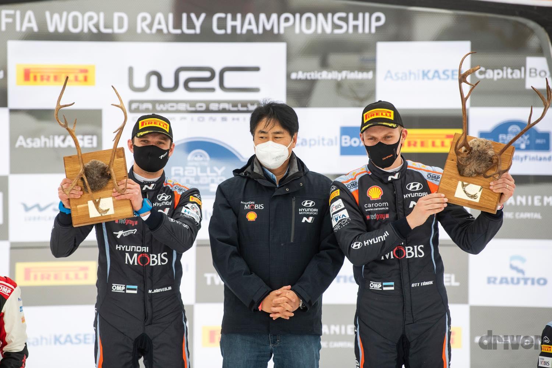 【WRC 2021 第2戦】2世ドライバー大躍進! トヨタのロバンペラが史上最年少ポイントリーダーに!【アークティック・ラリー・フィンランド Day2,3】