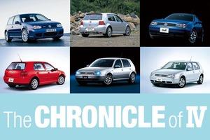 【2002~2003年】いま一度、ゴルフIVの変遷をふりかえる Patr.3【VW GOLF FAN Vol.1】