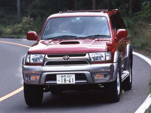 【クロカン列伝11 ハイラックサーフ N180系編】サーフ史上最大の3.4L V6エンジン搭載