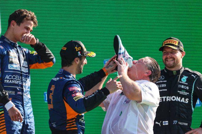 F1第14戦イタリアGP決勝トップ10ドライバーコメント(2)