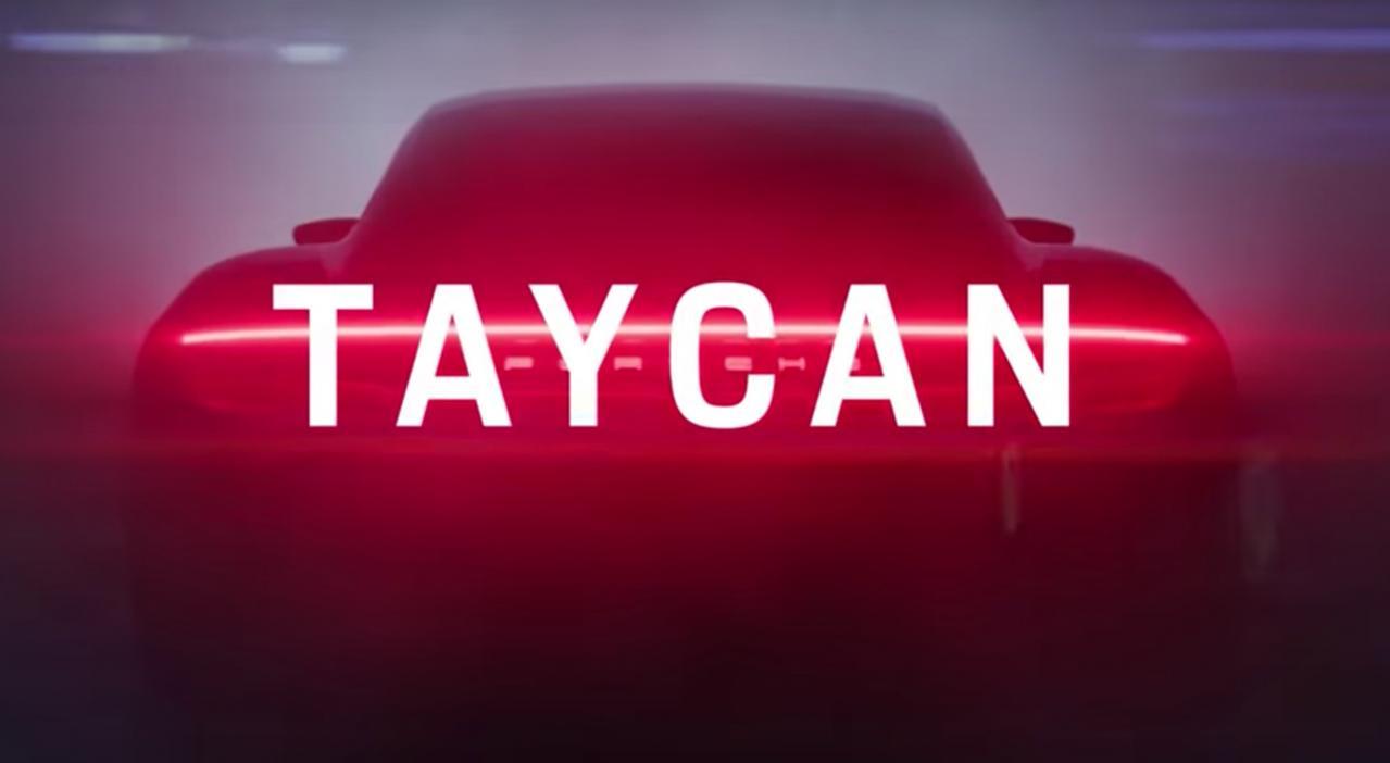 ポルシェの新型EVスポーツ「タイカン」が9月4日にワールドプレミア! 発表イベントの模様を欧州現地時間15時からライブストリーム配信