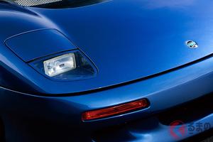 公道で出会えたら奇跡! レーシングカーをロードカーに仕立てたジャガー「XJR-15」