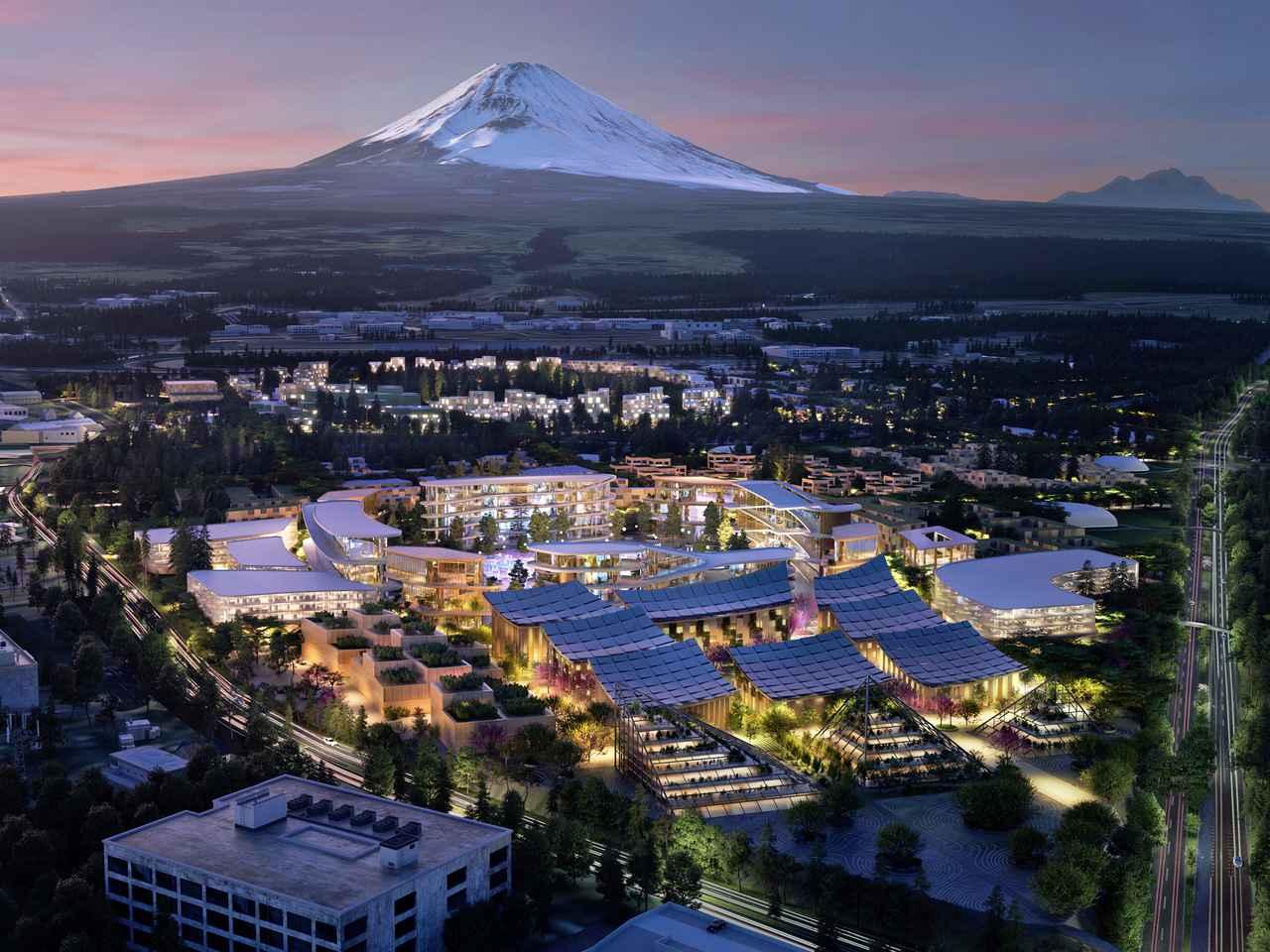 トヨタが「コネクティッド・シティ」プロジェクトを発表。東富士に新たな街を作り上げる!