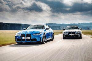 BMWジャパン、「M3セダン」「M4クーペ」に四輪駆動モデル追加 サーキット向け「トラック・パッケージ・モデル」も設定