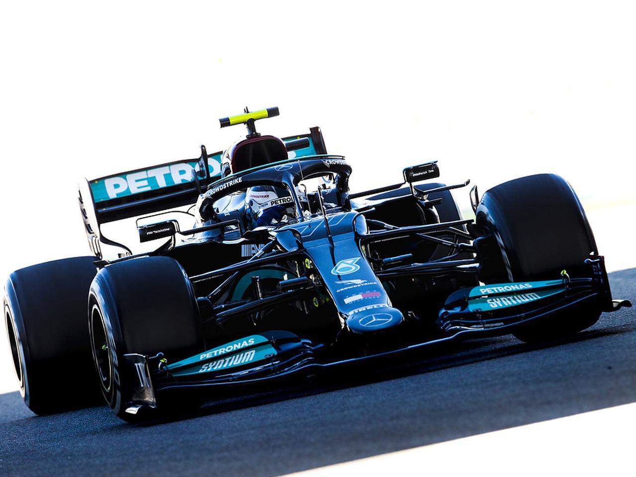 2021年F1第15戦フリー走行、ソチ得意のメルセデスが好調。ガスリー、フェルスタッペンが続く【ロシアGP】