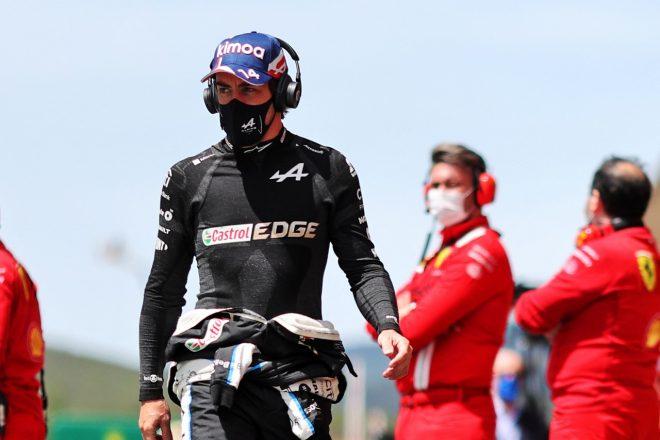 アロンソ、自分への怒りを原動力に入賞果たす「初めてこの車の力をフルに引き出せた」アルピーヌ/F1第3戦