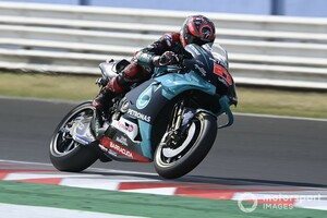 【MotoGP】突然のペナルティ? クアルタラロ「トラックリミット違反の警告が無かった」と主張