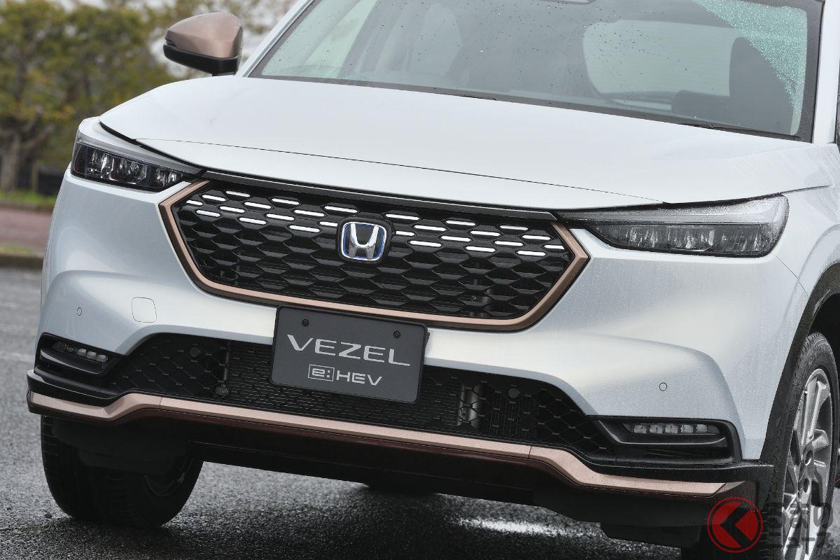 人気絶好調のホンダ新型「ヴェゼル」は世界レベル!? 輸入コンパクトSUVと比べてみた