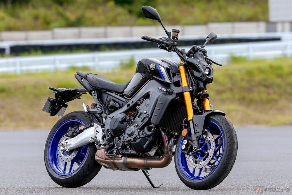 ヤマハ新型「MT-09」「MT-09 SP」 洗練された3気筒マシンにスポーツマインドが満たされる!?