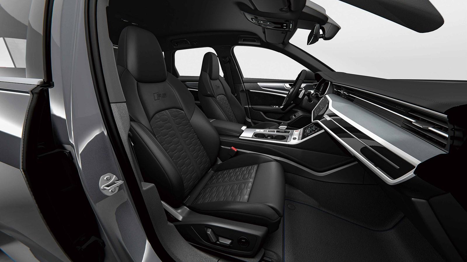 アウディが最強のRS6アバント、RS7スポーツバックを来年1月に日本発売。最大トルクは800Nmへ