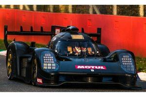 グリッケンハウス、デビュー戦は1台体制に。WEC第2戦ポルティマオに参戦する3名のドライバーを発表