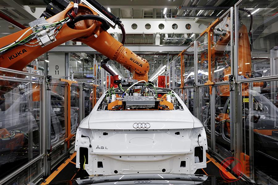 自動車メーカーがドローンを活用? アウディのドローン使用方法とは