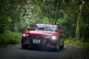 新型A4の「BAS」が発揮する驚きの効能。アウディの未来を最先端ミドルモデルに見る