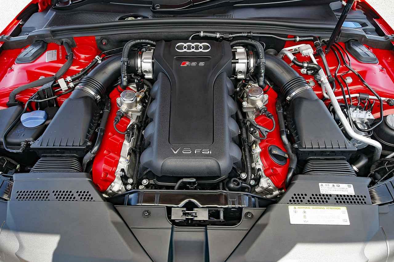 【試乗】アウディ RS5は、美しさに力強さもプラスしたプレミアム スポーツクーペだった【10年ひと昔の新車】