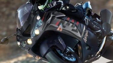 """今度は""""青玉虫""""カラーだ! カワサキ「Z900RS」北米で2022年モデルが発表"""