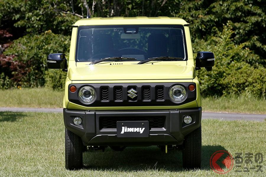 レトロ4WDなスズキ新型「ジムニーサファリ」発表! ゴツさ強調の特別車がニュージーランドで登場