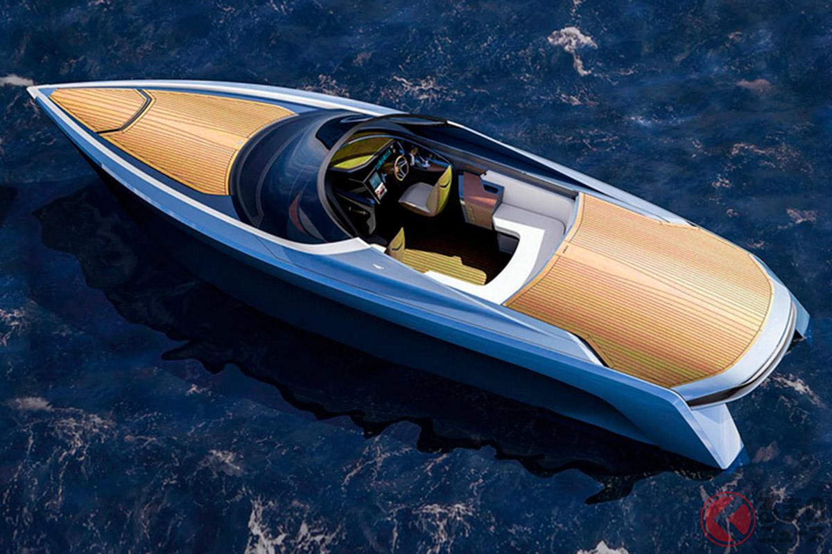 【厳選】コロナ禍で注目集まるボート業界 ブガッティやレクサスが手掛けたラグジュアリー・クルーザーとは