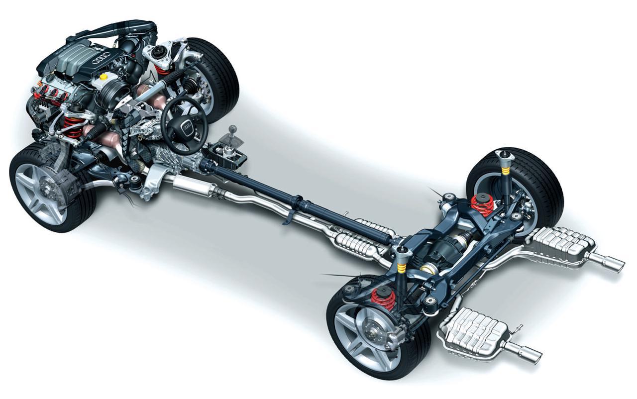 【ヒットの法則366】アウディRS4とA6のエンジンはとびっきり先進的で精巧なものだった
