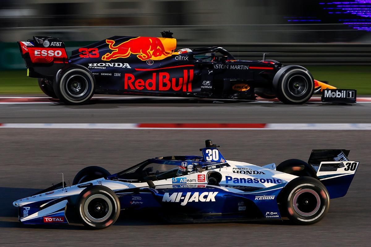 素人目には同じに見える! 「F1」と「インディカー」は何が違うのか?