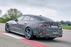 【主流になり得る実力者】BMW i4 M50 xドライブ プロトタイプへ初試乗 最大543ps 後編