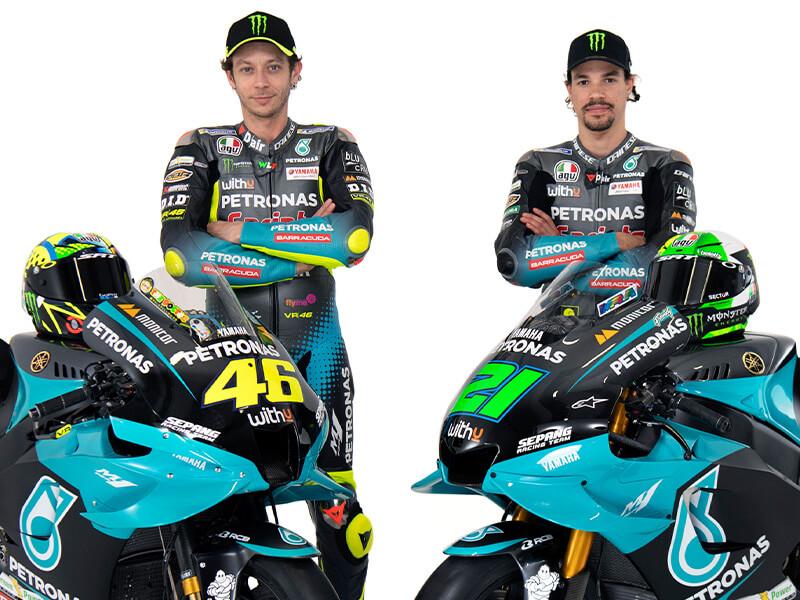 【ヤマハ】「PETRONAS Yamaha Sepang Racing Team」2021シーズン MotoGP クラスの参戦体制を発表