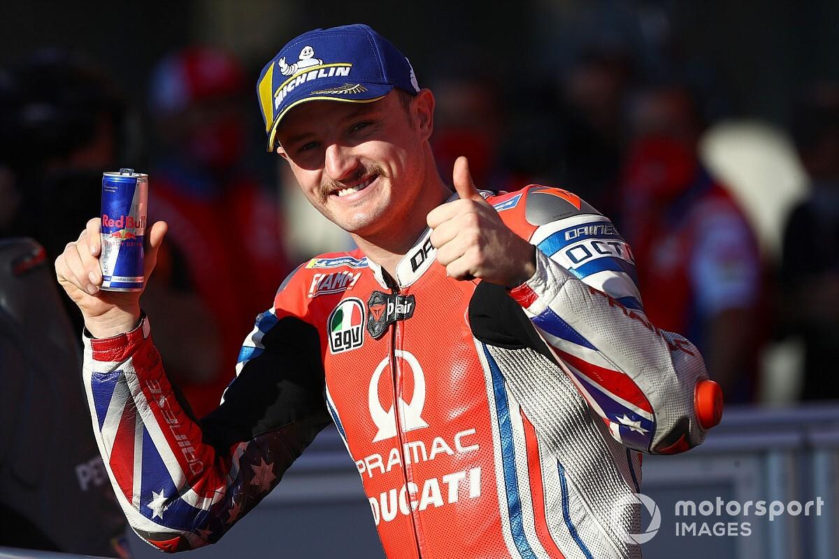 """【MotoGP】プラマックでの3年間は""""宝物""""……ジャック・ミラー「皆の教えは絶対忘れない」"""