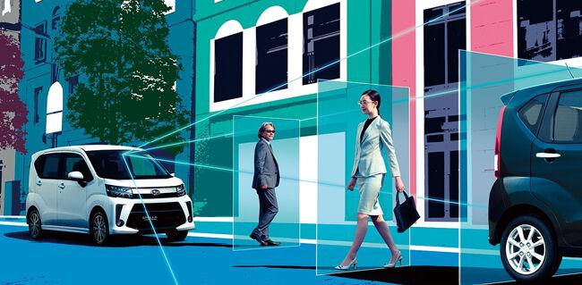 ダイハツからOEM供給を受けるSUBARUの軽ハイトワゴン「ステラ」が一部改良でスマートアシストIIIを全車に標準化