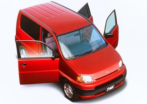 今、デビューしていたら…まさに車中泊にぴったりのホンダの小型トールワゴン「S-MX」