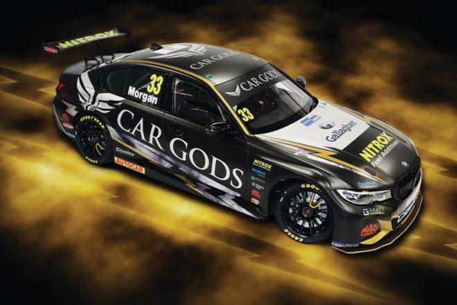 2021年からBMW3シリーズにスイッチするシシリー・モータースポーツが新カラーを披露/BTCC