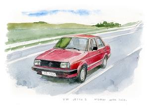 VWジェッタで時速150km/h、800kmを走ってみたら……!?