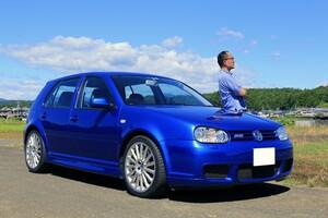 新車から18年、総点検修理費は約890万円!「2003年式フォルクスワーゲン ゴルフ4 R32」オーナー、KINLEIさん(55才)