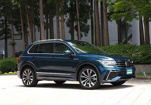「最新モデル試乗」VWの実力派SUV、ティグアンがよりハンサムに。気筒休止システム付き新型1.5リッターターボ搭載