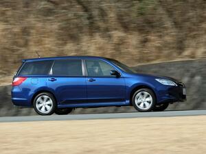 【10年ひと昔の国産車 59】スバル エクシーガは追加設定された2.5Lがベストバランスだった